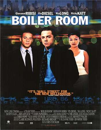 Poster Of Boiler Room 2000 Dual Audio 720p BRRip [Hindi - English] ESubs Free Download Watch Online Worldfree4u
