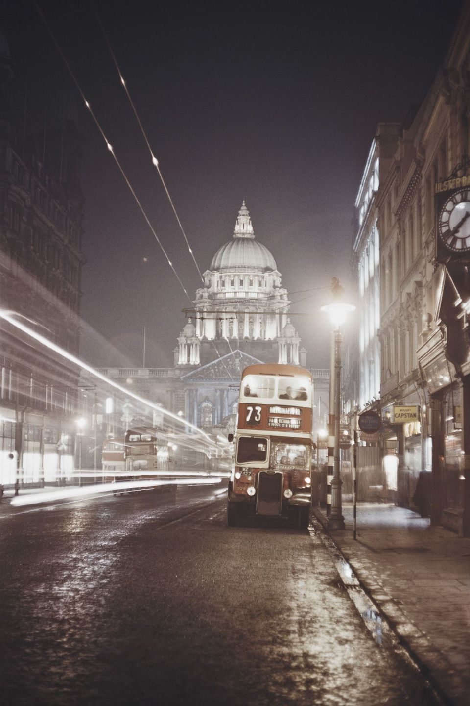 26 wonderful color photographs captured everyday life in