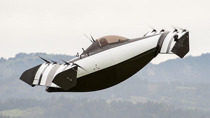 Opener flying car