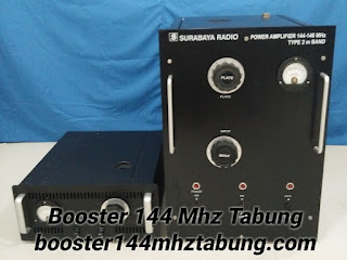 Jual Booster 144 Mhz Tabung