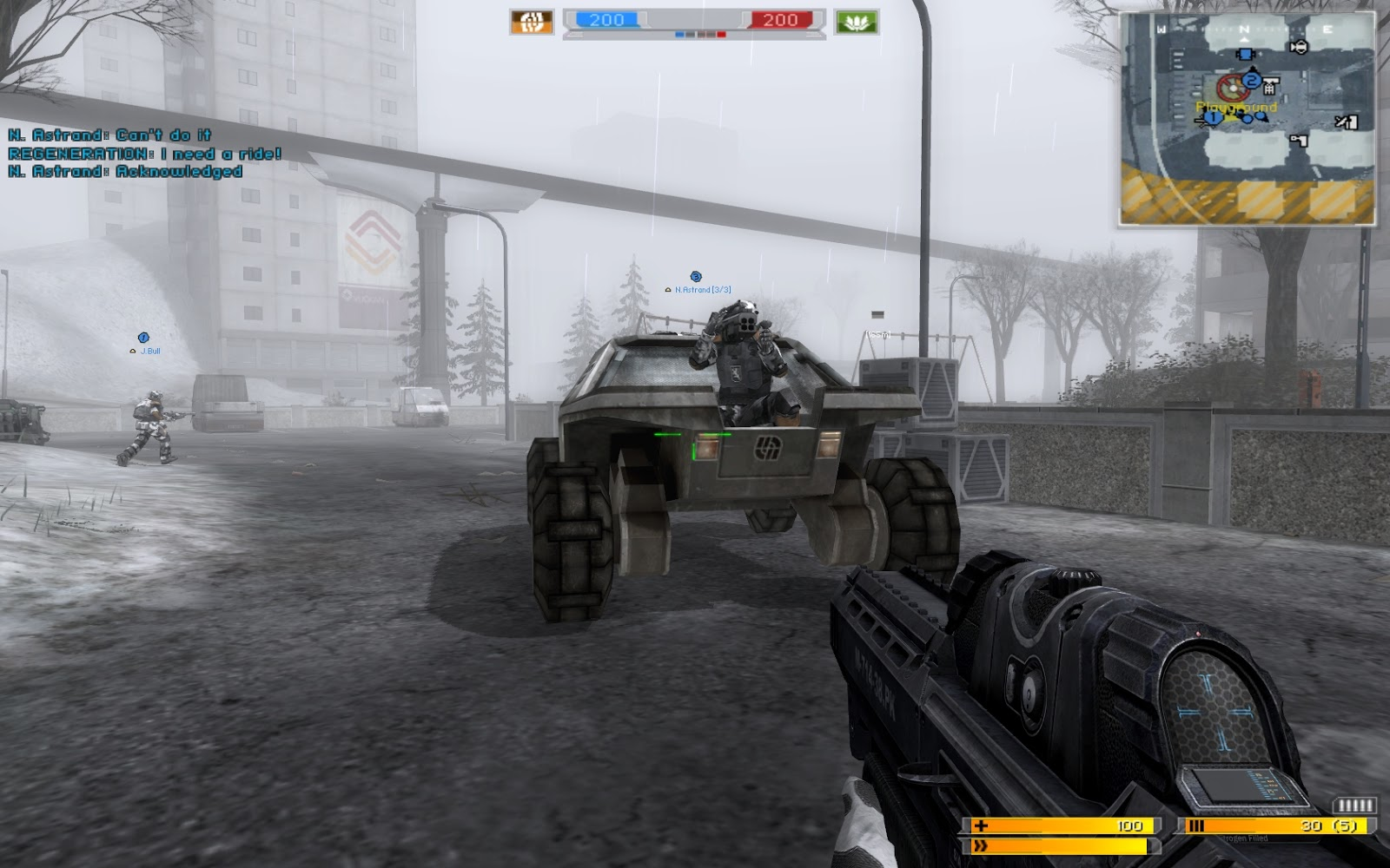 PC Game Battlefield 2142 Full Crack