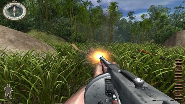 Download Medal of Honor Pacific Assault PC Gameplay
