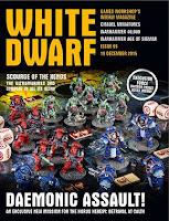 White Dwarf Weekly número 99 de diciembre
