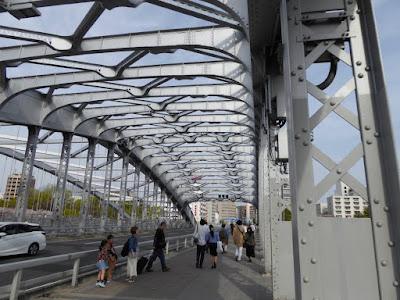 桜宮橋(さくらのみやばし)通称:銀橋