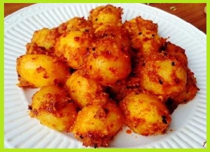 Achari Aloo Recipe in Hindi