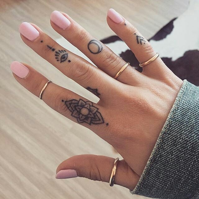 Simple Tattoos