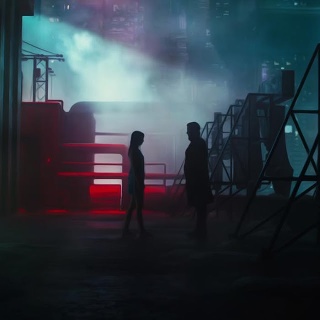Blade Runner Alley Wallpaper Engine