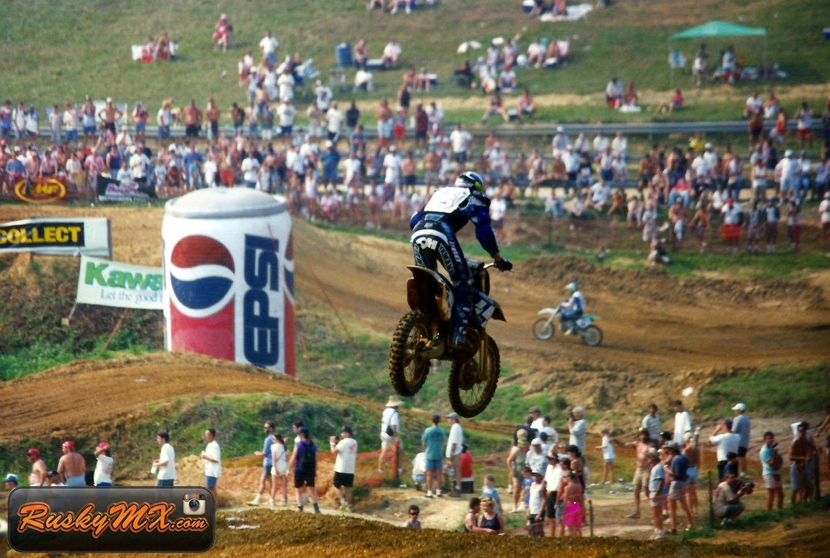 Doug Henry Budds Creek 1996
