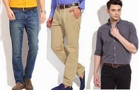 Minimum 55% Off (Max 70% Off) on Men's Premium Brand Clothing@ Flipkart