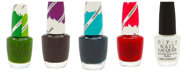 OPI Winter Nail Polishes on Sale from $4.99 - $5.99
