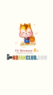 UC Web Browser 9 2 English for Nokia N8 & Belle smartphones