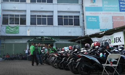 GOJEK Indonesia Cabang Palembang
