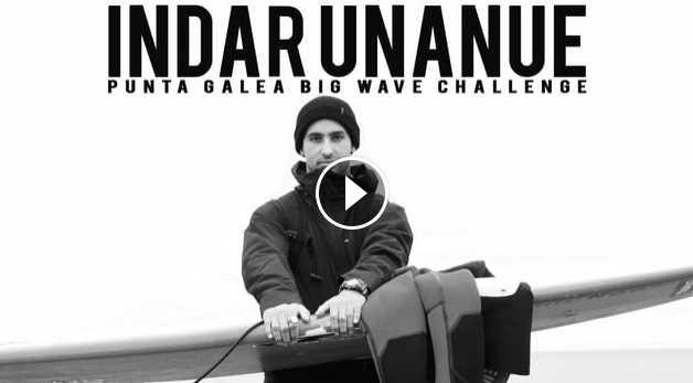 Indar Unanue · Punta Galea Big Wave Challenge