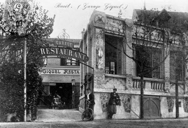 Paseos art nouveau interdire la d molition de la maison giquel rueil malma - Destruction d une maison ...
