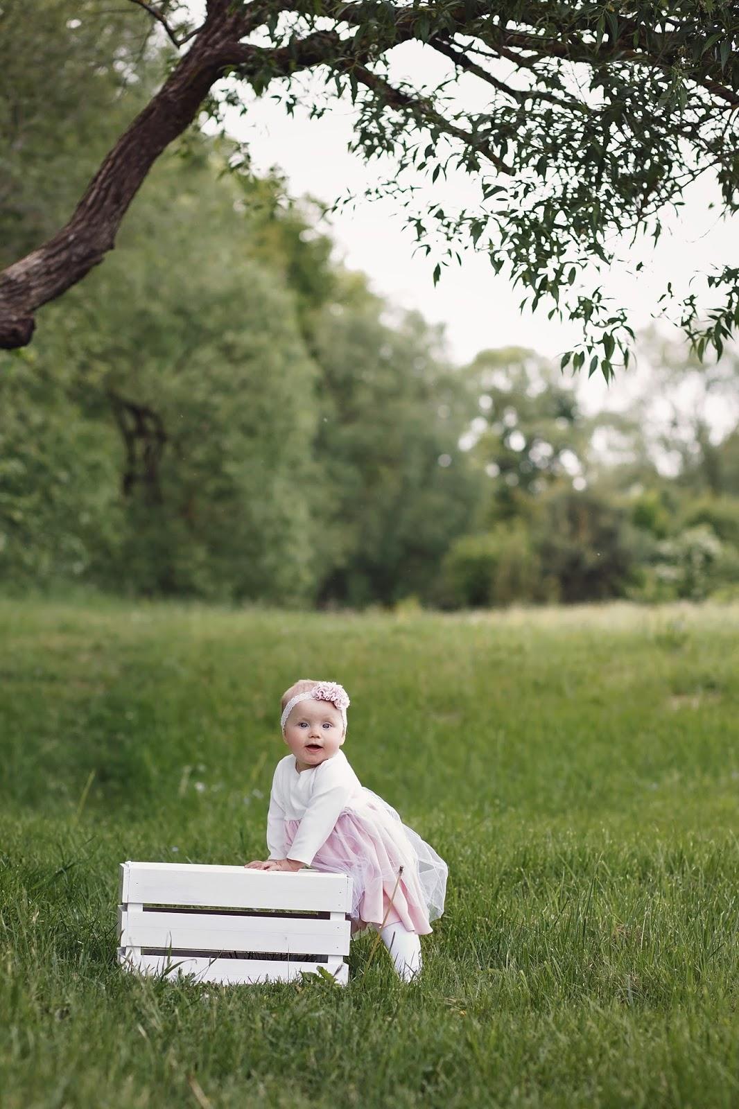 Krikštynų fotosesijos idėjos gamtoje