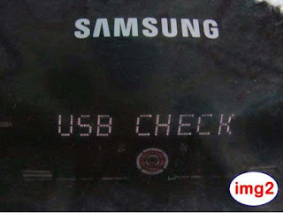error usb check samsung