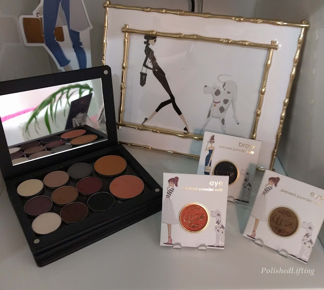 makeup palette collection