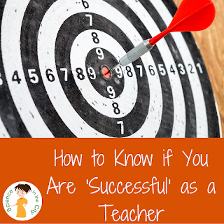 How to know if you are successful as a teacher