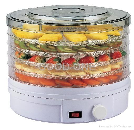 Make A Food Dehidrator