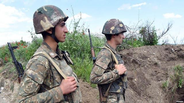 Azerbaiyán se prepara para una nueva agresión contra Artsaj