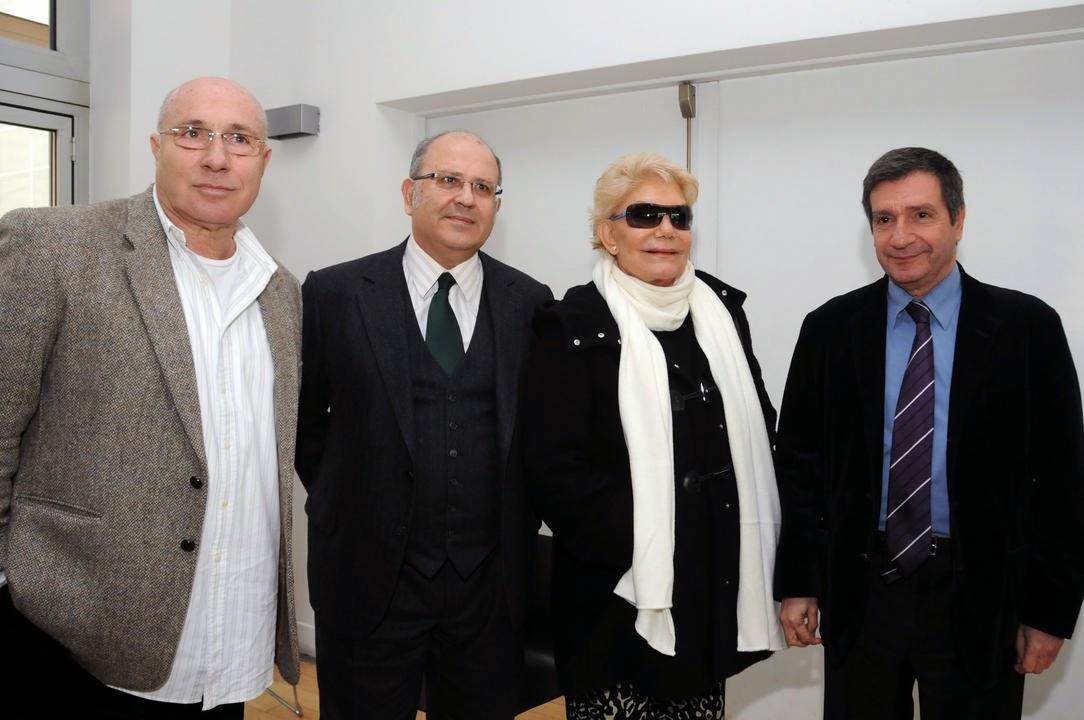 Γιώργος Λούκος & Νίκος Ξυδάκης & Μαρινέλλα & Γιώργος Καμίνης