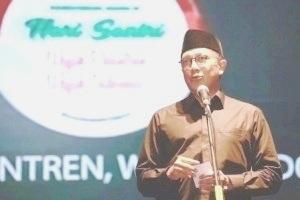 Menteri Agama: Hari Santri sebagai Rekognisi Sekaligus Penghargaan Pemerintah untuk Santri