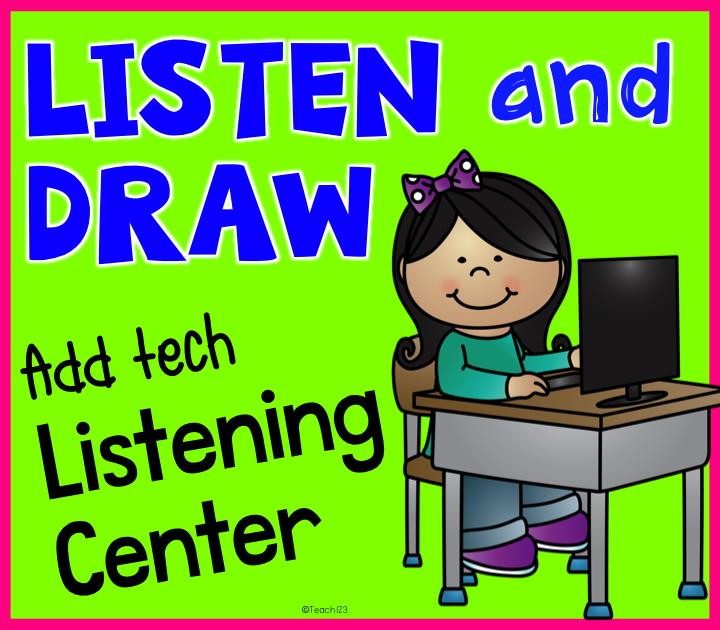 Listening Skills: Listen & Draw, E S L , Sub Plans, Inside