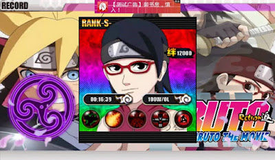 Naruto Senki MOD Unlimited Money Road To Boruto Apk For Android