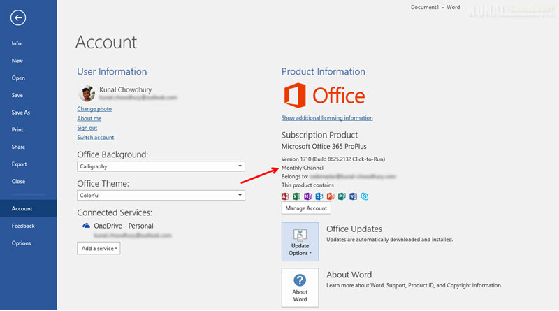 Here's how to grab the Office Insider release builds using Registry hack