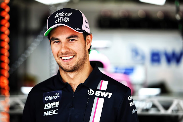 F1 · Sergio Pérez seguirá el próximo año en Racing Point Force India.