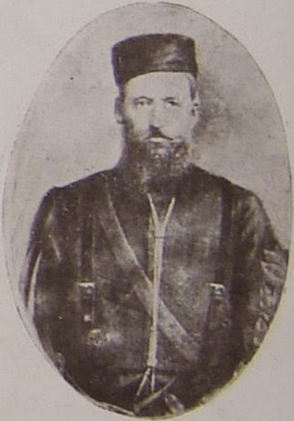 190aee8b3e0a Ο Βούλγαρος Υπ κος από το ΚΟΤΕΛ Μάρκο Λέρινσκι Марко Лерински Марко  войвода. Георги Иванов Гюров (1862-1902)