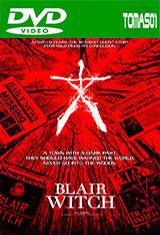 La bruja de Blair (2016) DVDRip