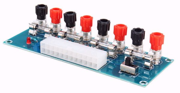 Quality 24 pin XH-M229 Desktop Computer Chassis Power Supply ATX Transfer Board