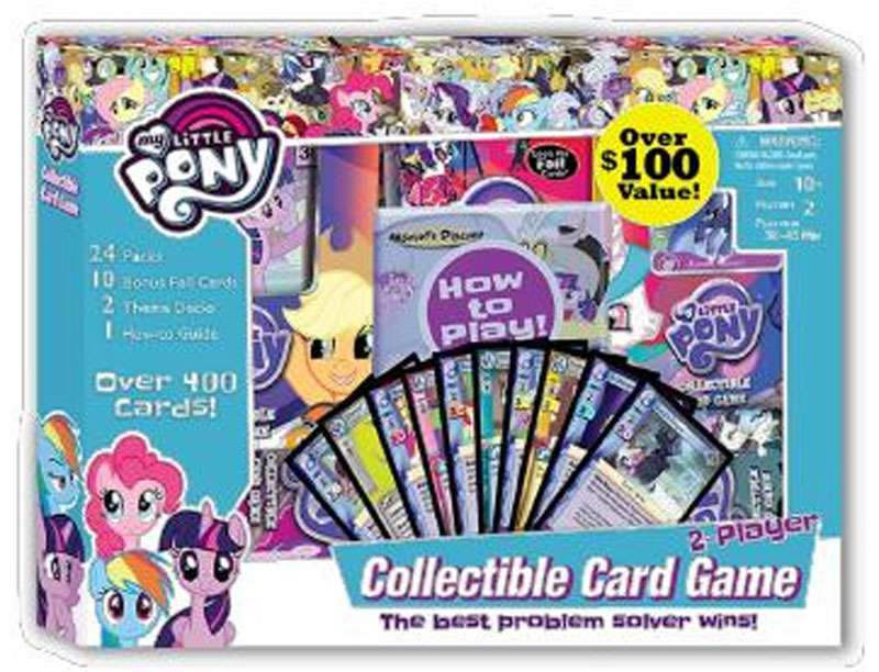 Equestria daily mlp stuff mlp ccg super value box listed on toywiz if you wanted to get into the mlp ccg but were too afraid of all the cards youd be behind on a new value box has popped up over at toywiz voltagebd Choice Image