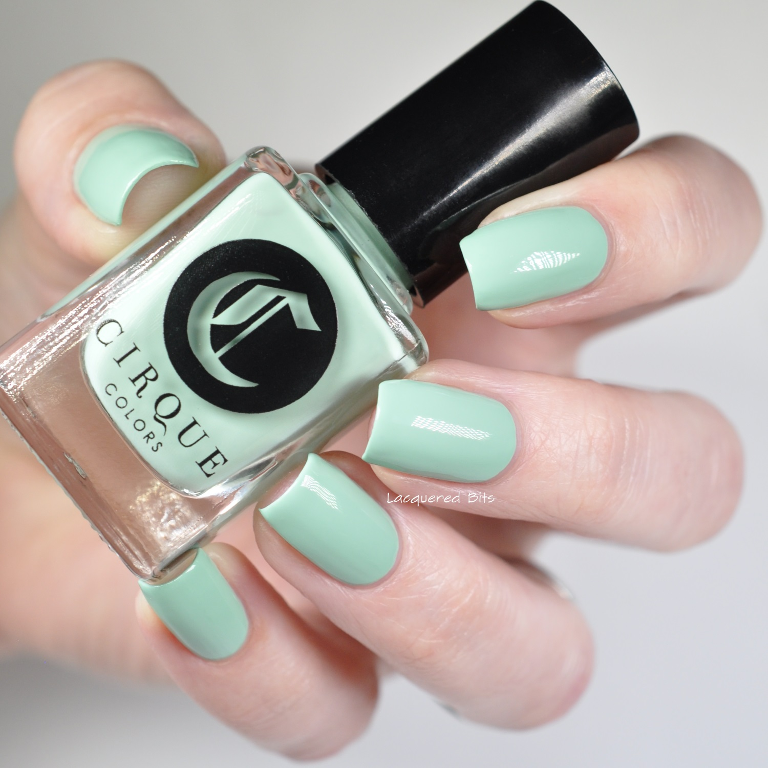 Key to Gramercy - Cirque Colors Spring/Summer 2016