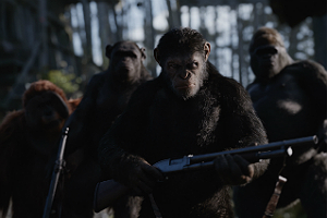"Review of ""War for the Planet of the Apes."""