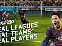 Download FIFA 14 Apk + Data Full Unlocked