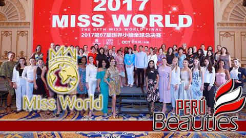 Miss World 2017 |  Shenzhen People's Congress