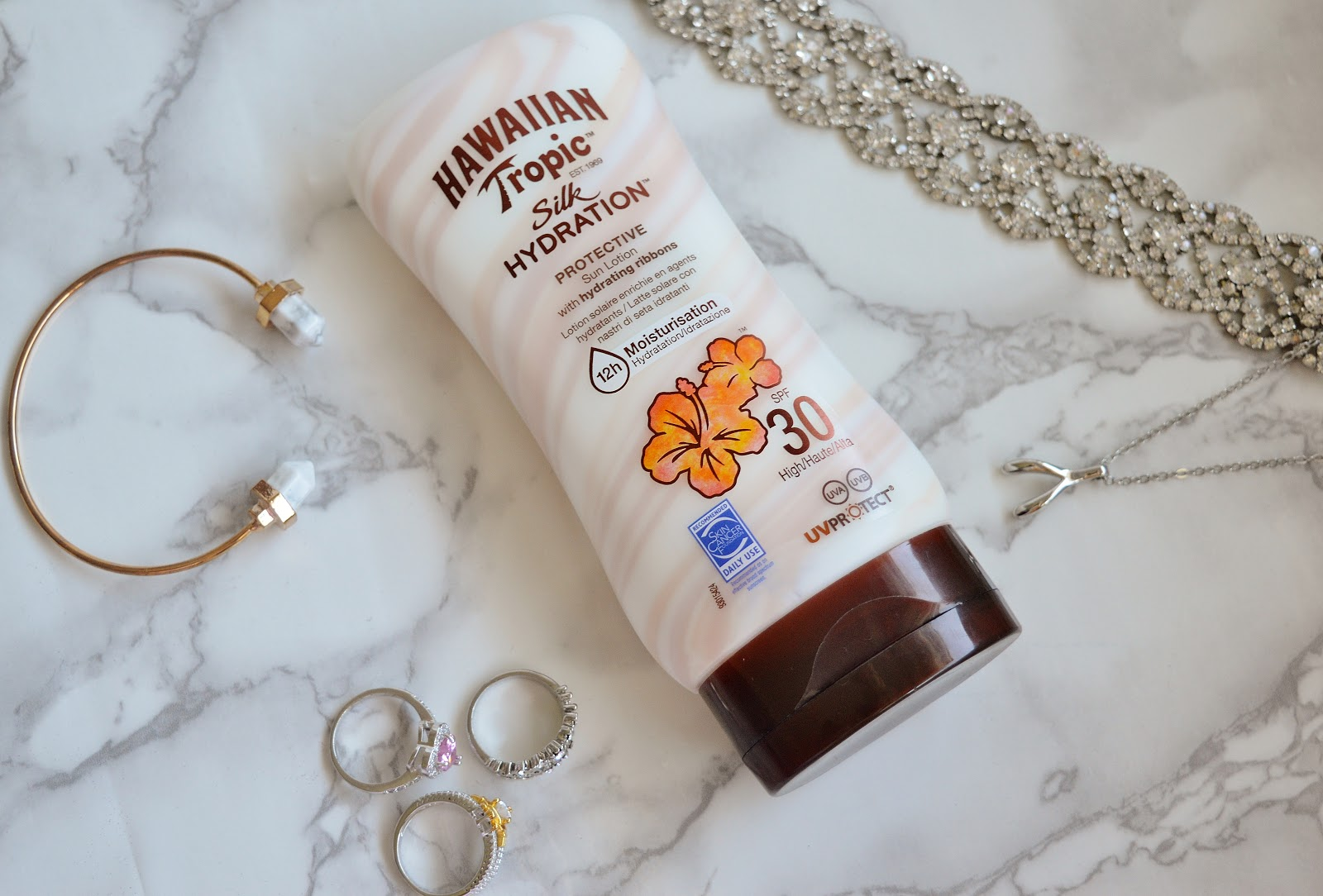 Hawaiian Tropic Silk Hydration Sun Lotion