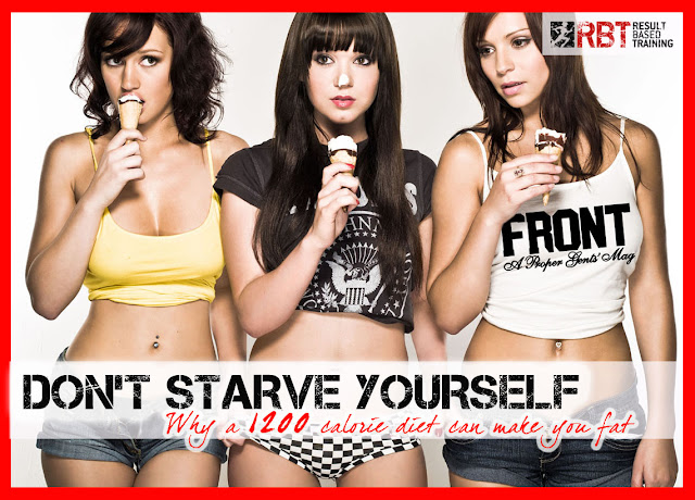 eat more lose weight
