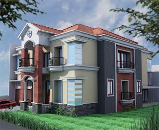 gambar rumah minimalis modern 2 lantai | gambar rumah