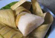 Resep praktis (mudah) kue bantal pisang spesial (istimewa) legit, sedap, enak, nikmat lezat