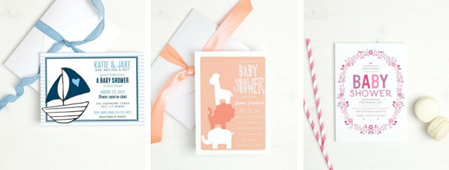 Babsy Shower Cards