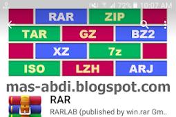 Cara Membuat File ZIP dan RAR Dengan Password di Android