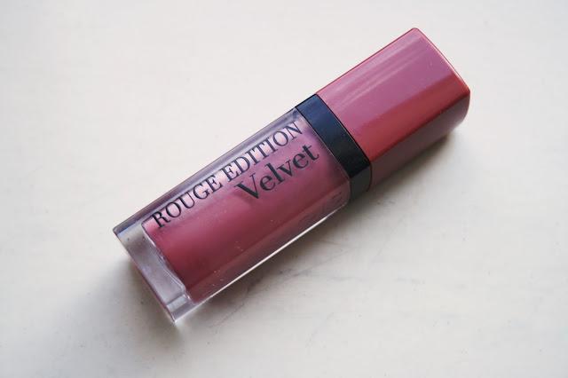 bourjois rouge edition velvet 07 nudeist