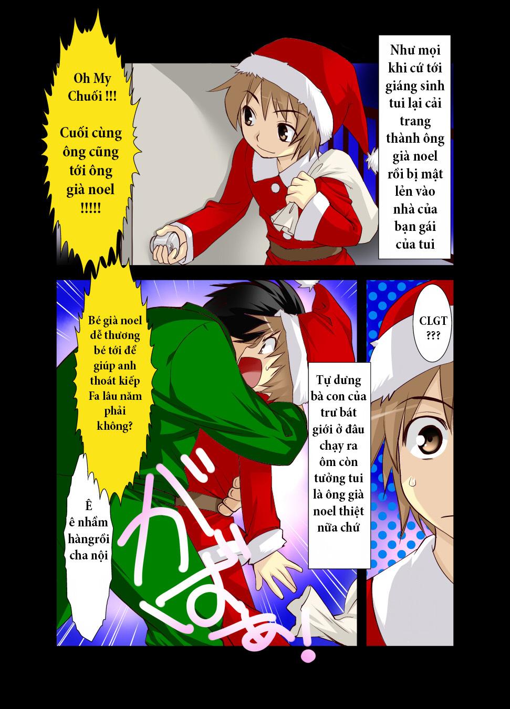 Đêm giáng sinh tuyệt vời - Tác giả Kotoko - Trang 10