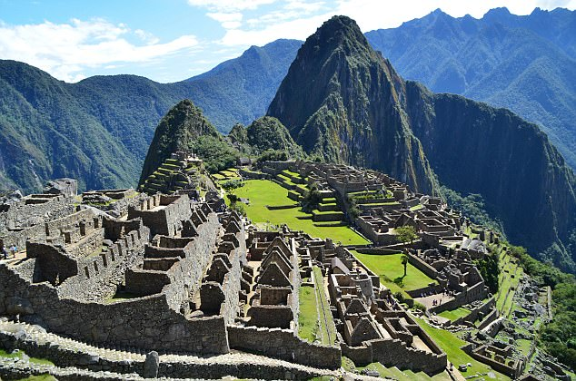 MACHU PICCHU,Tourist Places,