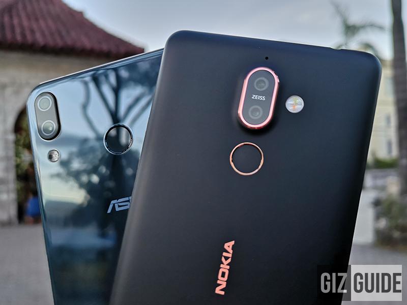 ASUS ZenFone 5 vs Nokia 7 Plus - Point and Shoot Photography Comparison