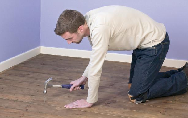 How To Sand And Stain Wood Floors