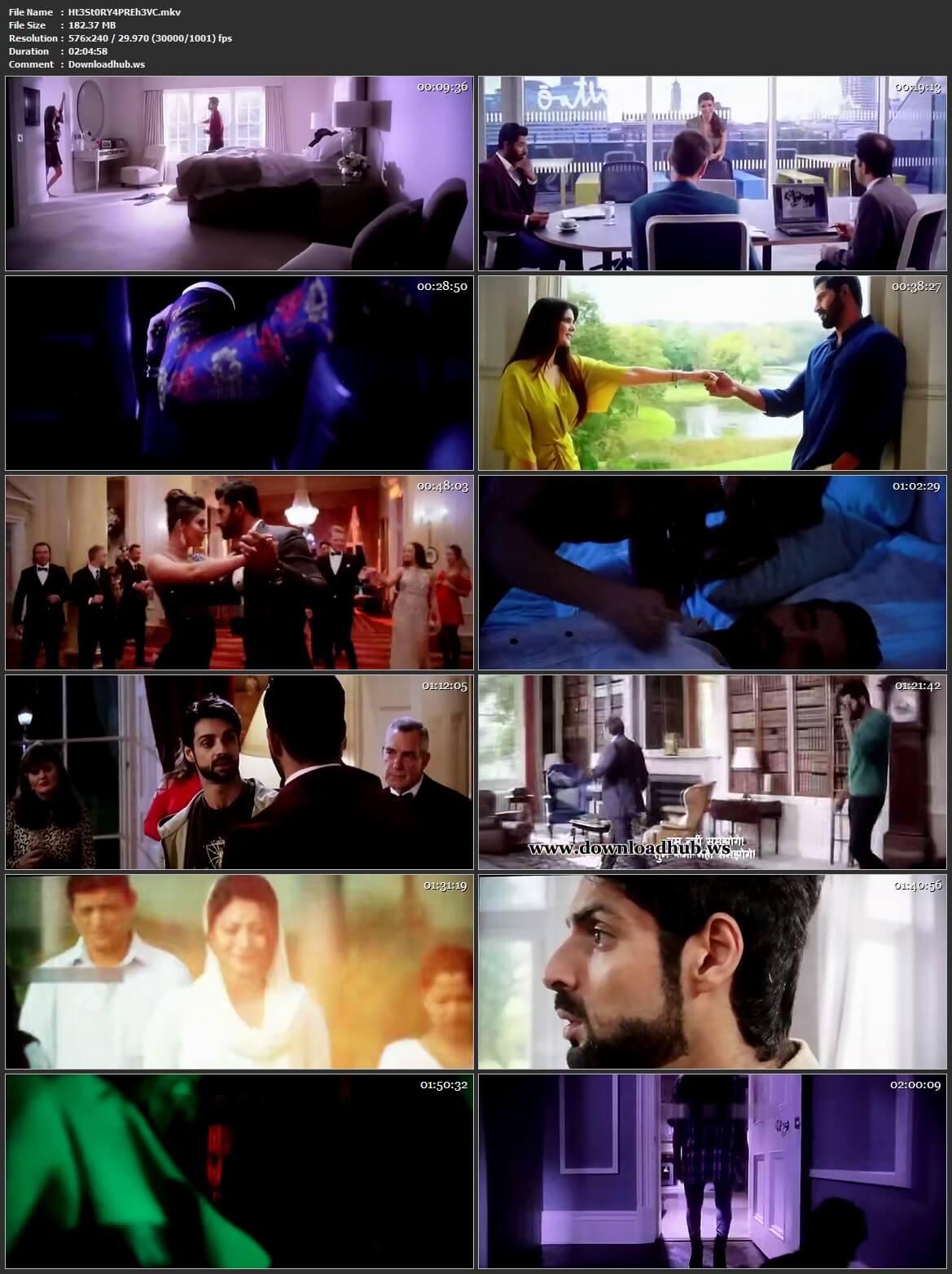 Hate Story 4 2018 Hindi HEVC Mobile Pre-DVDRip